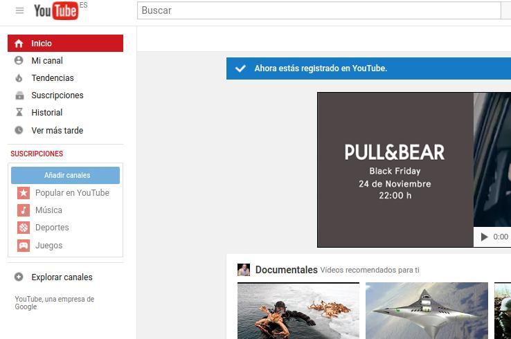 Como Crear Un Canal De Youtube Para Empresas