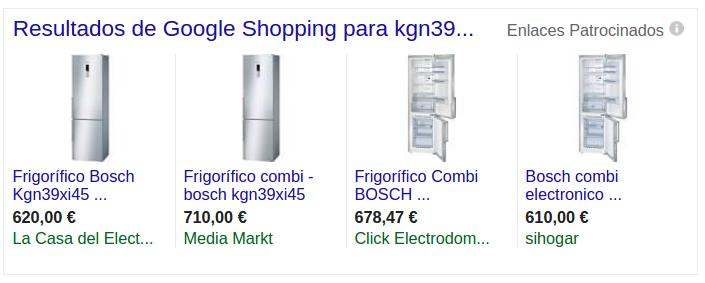 que es Google Shopping moviendote