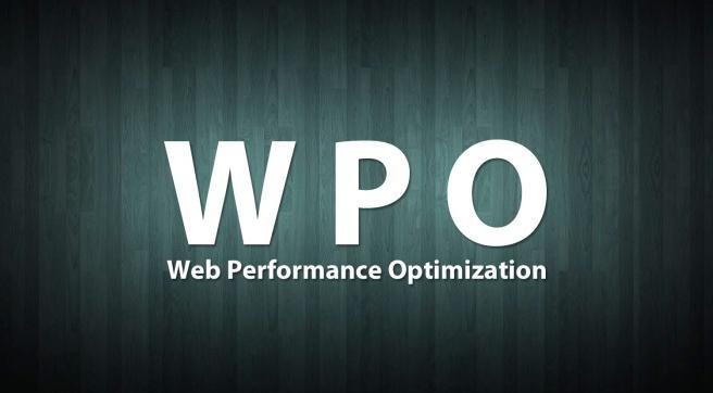 web performance optimitzation