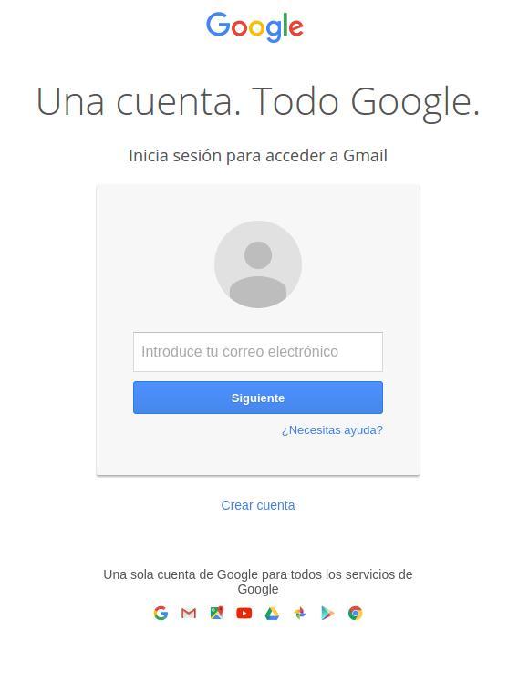 Registrate en google para reclamar tu negocio