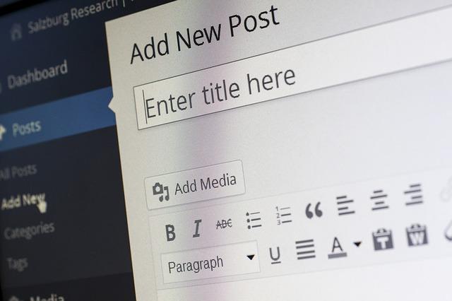 Mantener un port de wordpress