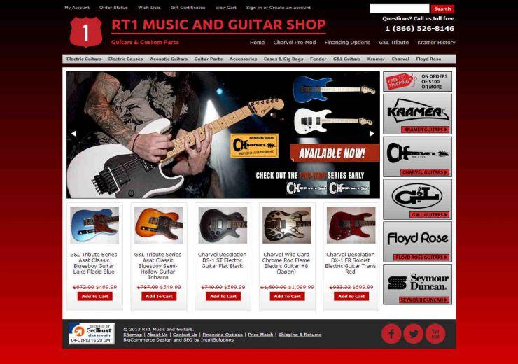 Big Commerce tienda online