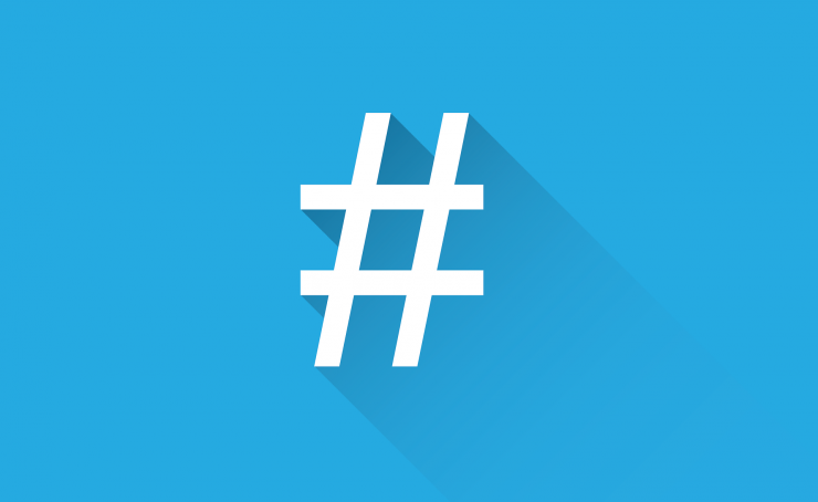 social-hashtag