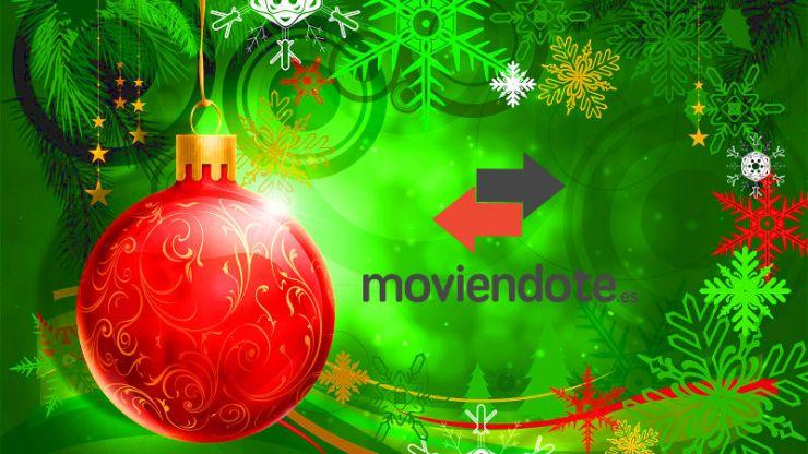 Navidad moviendote
