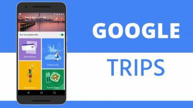 Descubre Google Trips