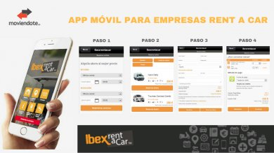 Analizamos Ibexrentacar Web App Mobile First
