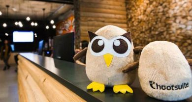 The Analytic tool Hootsuite