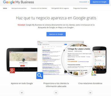 Reclamar una empresa ya verificada en Google