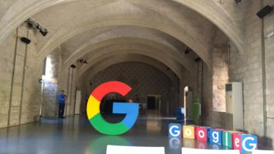 Mobile Labs Google 2017 en MACBA Barcelona