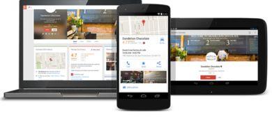 Pagina web gratis con Google